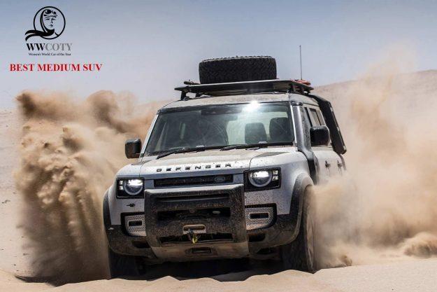 Najbolji srednji SUV: Land Rover Defender