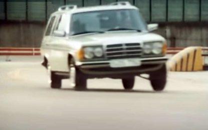 Mercedes W123 300 TD: Test iz 1980. godine [Video]