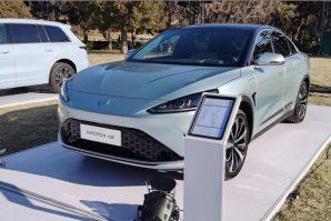 ArcFox Alpha-S: Nova električna limuzina