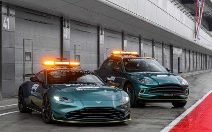 Aston Martin – zvanični Safety i Medical car za Formulu 1
