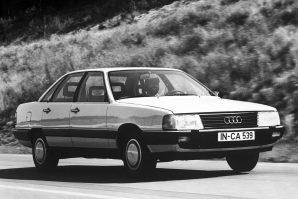 Audi 100 C3: Pogledajte sjajni test iz 1982. godine [Video]
