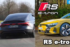 Koliko je brz i kako zvuči Audi RS e-tron GT? [Video]