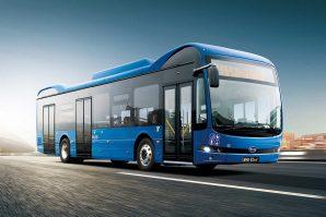BYD eBus: Električni autobus za Njemačke željeznice