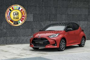 "Toyota Yaris je ""Evropski automobil 2021. godine"" (European Car of the Year 2021)"