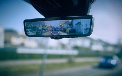 "Ford predstavio sistem ""Smart Mirror"" – ekran umjesto retrovizora [Video]"