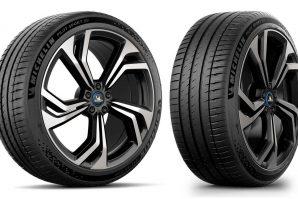 Michelin Pilot Sport EV – prve Michelinove gume za električne sportske automobile