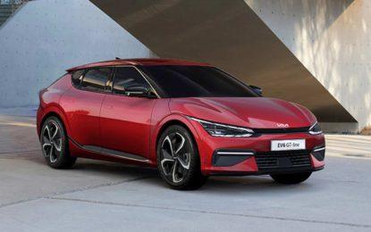 Kia objavila sve tehničke detalje za svoj prvi električni automobil – Kia EV6 [Galerija]