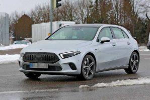 Redizajnirana Mercedes A-klasa mogla bi se pojaviti u drugoj polovini ove godine