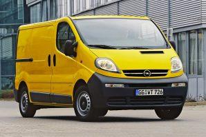 Opel Vivaro: Popularni model slavi 20. rođendan [Galerija]