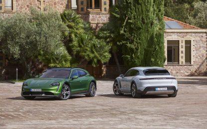 Porsche Taycan Cross Turismo – kakva premijera, takav i automobil [Galerija i Video]