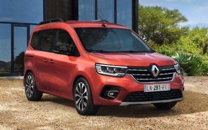 Renault Kangoo – novi dizajn, više opreme i više prostora [Galerija]