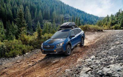 Subaru Outback Wilderness: Crossover za divljinu [Galerija i Video]