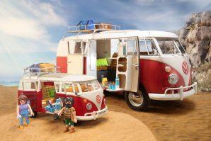 VW Bulli kamper: Igračka za odrasle iz Playmobila