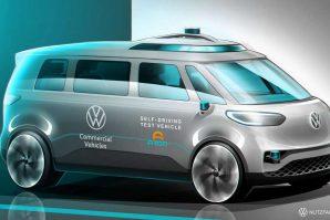 Volkswagen Privredna vozila ulažu u razvoj autonomne vožnje