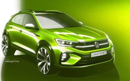 Volkswagen Taigo – na putu evropske premijere