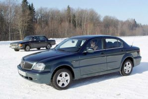 Vremeplov: GAZ 3115 – Volga koja je mnogo obećavala