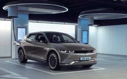 Hyundai Ioniq 5 – analiza brzog DC punjenja