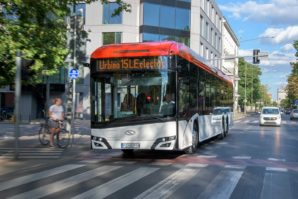 "Solaris Urbino 15 LE electric osvojio nagradu za održivost ""Sustainability Award 2021"""