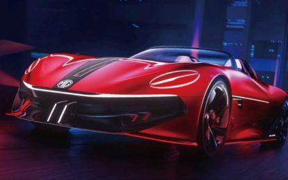 MG Cyberster: Dizajnerska rapsodija u slavu MGB Roadstera [Galerija]