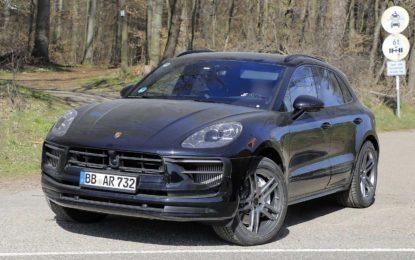 Redizajnirani Porsche Macan bez kamuflaže