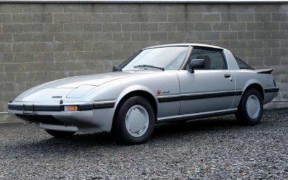 Oldtimer nedjelje: Mazda RX-7 iz 1984. godine [Galerija]