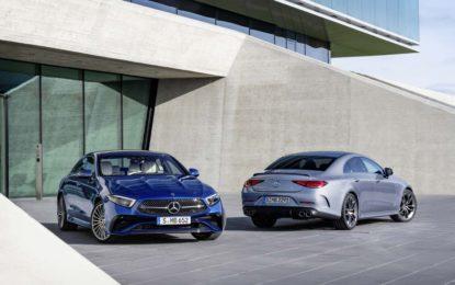 Mercedes-Benz CLS dobija sportskiji izgled i više opreme za individualizaciju [Galerija]
