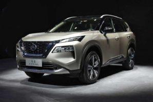 Nissan X-Trail: Premijera u Šangaju