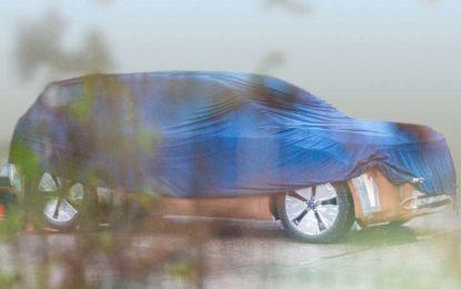 Ford EV SUV – prve špijunske fotografije