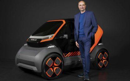 Mobilize Car-SharingConcept Car EZ-1: Prvi model novog Renaultovog brenda