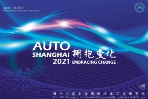 Auto Shanghai 2021 – oživljavanje sajmova automobila