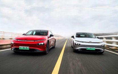 Xpeng P7: Novi rekord autonomne vožnje [Galerija i Video]