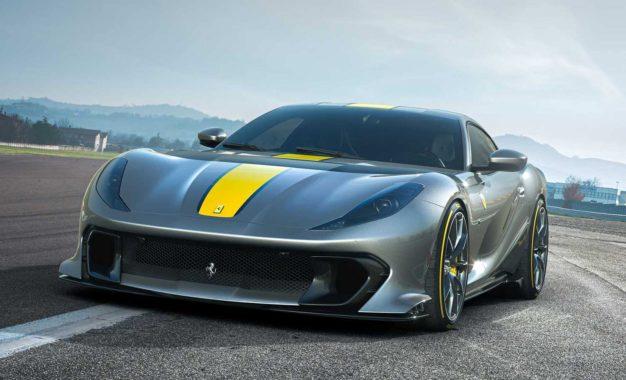 Ferrari 812 Competizione i 812 Competizione A – s krovom ili bez… [Galerija i Video]