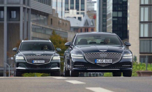 Genesis: Šta znamo o dolasku Hyundai premium marke u Evropu [Galerija]