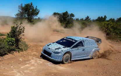 Hyundai započinje testiranje hibridnog WRC automobila za sezonu 2022.