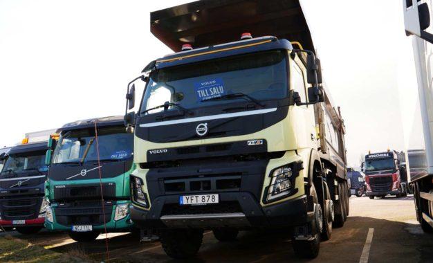 Volvo Trucks pokrenuo novu internet-platformu za kupovinu polovnih kamiona u Evropi