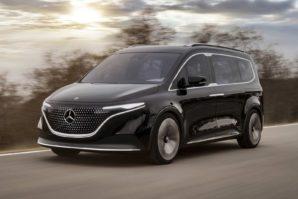 Mercedes Concept EQT – premium kvalitet u segmentu malih vanova [Galerija i Video]