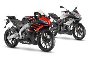 Aprilia 125: Mali motocikli korak bliže 660-kubnoj mašini