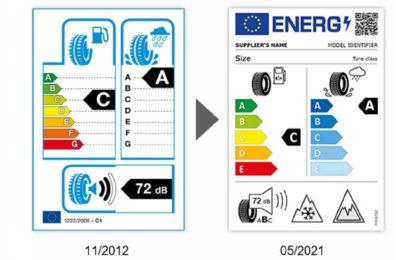 Novi propisi za označavanje guma u EU