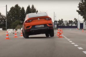 Renault Arkana: SUV-Coupe briljirao na testu losa [Video]