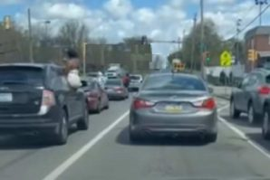 Vozači, pogledajte ovaj snimak: Strašna nesreća pri 40 km/h [Video]