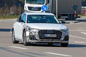 Audi priprema redizajn za A8