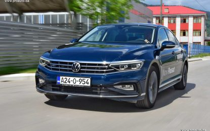 TEST – Volkswagen Passat Elegance 2.0 TDI DSG 4Motion (200 KS)