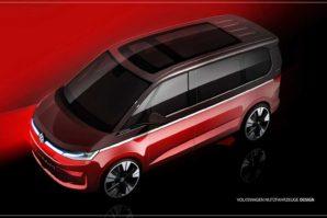 Volkswagen T7 Multivan – odbrojavanje do premijere [Video]