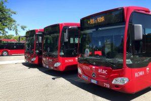 Mercedes-Benz Citaro hybrid – 100 hibridnih autobusa za Rim
