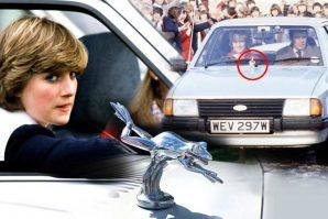 Ford Escort Ghia: Priča o automobilu princeze Diane