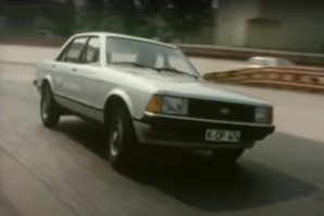 Ford Granada 2.3 V6: Pogledajte test iz 1978. godine [Video]