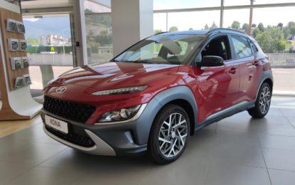 Kona Hybrid – drugi Hyundaijev hibridni automobil dostupan kupcima u Bosni i Hercegovini