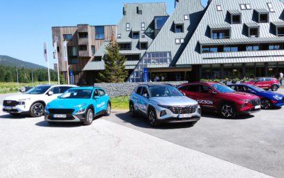 Hyundai Auto BH predstavio sedam novih modela u 2021. godini [Galerija i Video]
