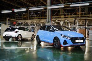 Hyundai Motor – početak proizvodnje i20 N i i20 N Line u Turskoj