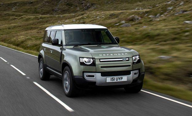 Jaguar Land Rover – Land Rover Defender sa vodoničnim gorivim ćelijama [Video]